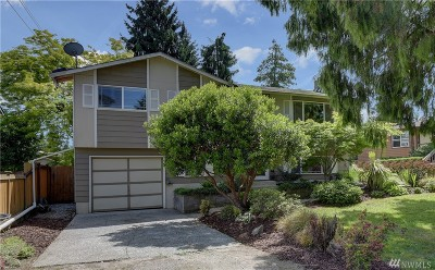 Bothell Single Family Home For Sale: 110 224th St SW