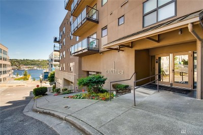 Condo/Townhouse For Sale: 701 Galer St #405