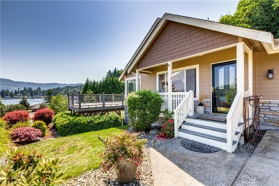Bellingham Single Family Home For Sale: 2045 Viewhaven Lane