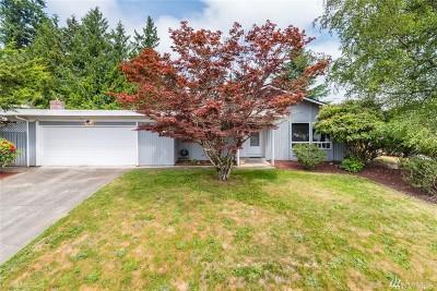 Auburn Single Family Home For Sale: 3033 14th St SE