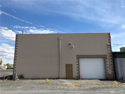 Moses Lake Commercial For Sale: 206 Fig St