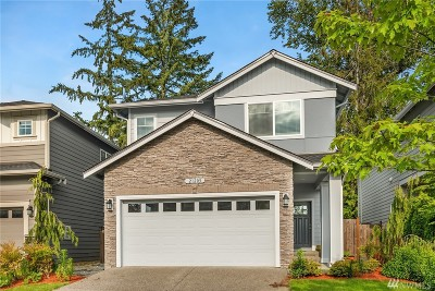 Bothell Single Family Home For Sale: 21205 43rd Dr SE