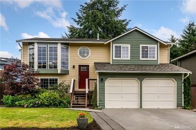 Monroe Single Family Home For Sale: 17408 156th St SE