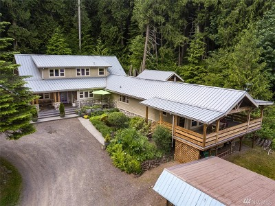 Carnation, Duvall, Fall City Single Family Home For Sale: 7929 W Snoqualmie Valley Rd NE