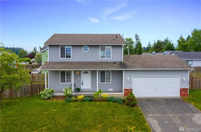 Anacortes Single Family Home Sold: 1305 37th St