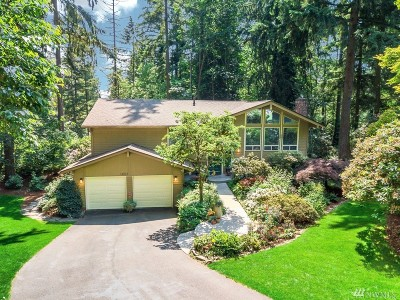Woodinville Single Family Home For Sale: 14515 NE 169th St