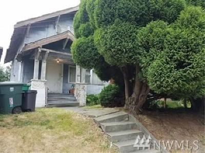 Seattle Single Family Home For Sale: 1134 26th Ave