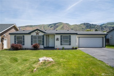 Entiat Single Family Home For Sale: 14909 Golden Delicious St