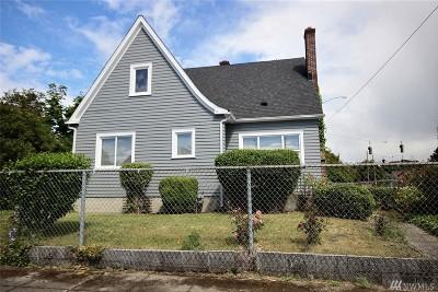 Single Family Home For Sale: 5427 S Cedar St