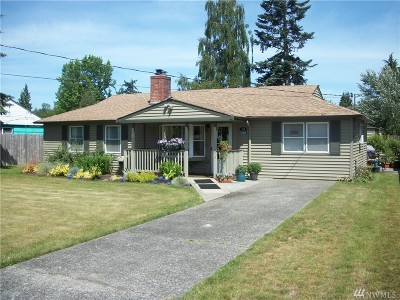 Tumwater Single Family Home For Sale: 154 Cherry Lane SE