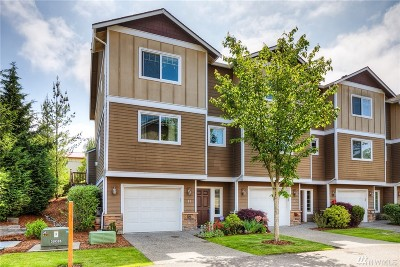Lynnwood Condo/Townhouse For Sale: 4118 148th St SW #I1