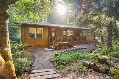 Mason County Single Family Home Pending Inspection: 70 N Carp Place N
