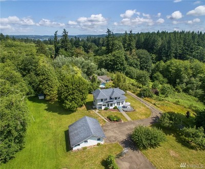 Poulsbo Single Family Home For Sale: 52 NE State Hwy 308