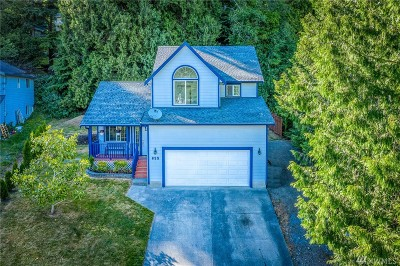 Whatcom County Single Family Home Pending Inspection: 655 Rainbow Dr