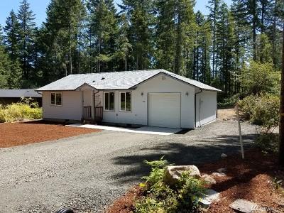 Mason County Single Family Home Pending Inspection: 600 E Aycliffe Dr