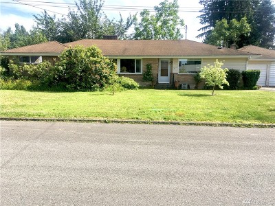Tumwater Single Family Home For Sale: 711 Barclift Lane SE