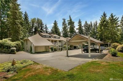 Bellevue Condo/Townhouse For Sale: 3905 108th Ave NE #B102