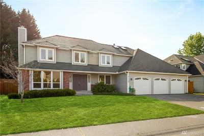 Renton Single Family Home For Sale: 18138 132nd Place SE