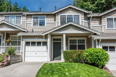Redmond Condo/Townhouse For Sale: 9634 179th Place NE #3