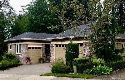 Redmond Single Family Home For Sale: 13927 Morgan Dr NE