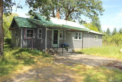 Tenino Single Family Home Pending: 16348 Old Hwy 99 SE