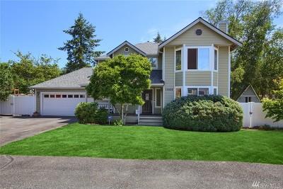 Shoreline Single Family Home For Sale: 15508 12th Ave NE