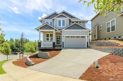 Tumwater Single Family Home For Sale: 1853 Galenta Dr SW