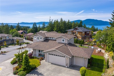 Anacortes Single Family Home Sold: 3902 Rock Ridge Pkwy