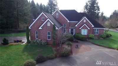 Tumwater Single Family Home Pending: 3010 Bush Mountain Ct SW
