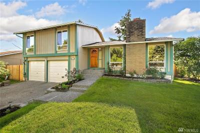 Single Family Home Sold: 5824 66th Ave NE