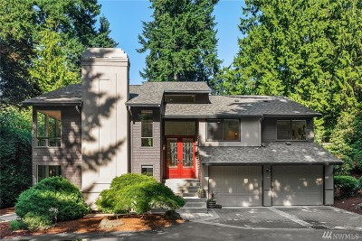 Mercer Island Single Family Home For Sale: 2220 76th Ave SE