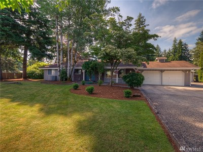 Rochester Single Family Home Pending: 5441 191st Ave SW