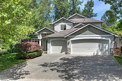 Sammamish Single Family Home For Sale: 130 249 Place NE