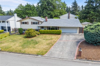 Bellevue Single Family Home For Sale: 6248 121st Ave SE