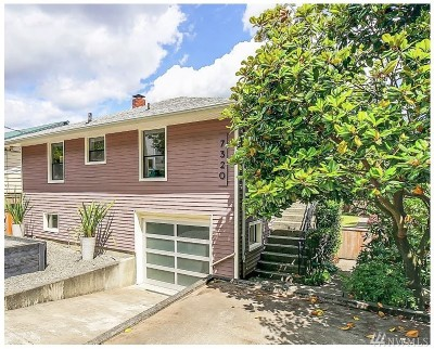 Seattle Single Family Home For Sale: 7320 7th Ave SW