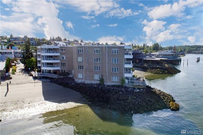 Seattle Condo/Townhouse For Sale: 6321 Seaview Ave NW #10