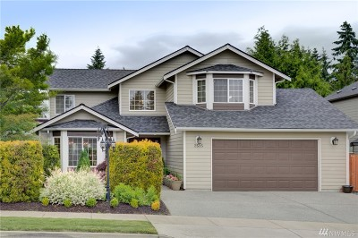Everett Single Family Home For Sale: 2515 117th Place SE