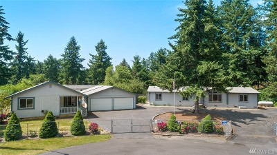 Spanaway Multi Family Home For Sale: 6406 198th St E