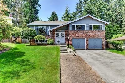 Shoreline Single Family Home For Sale: 14528 Burke Ave N