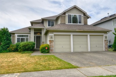 Olympia Single Family Home For Sale: 3207 Lady Fern Lp NW
