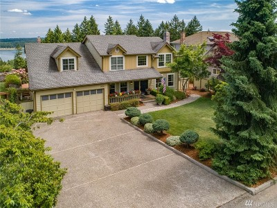 Silverdale Single Family Home For Sale: 8066 Daniel Place NE