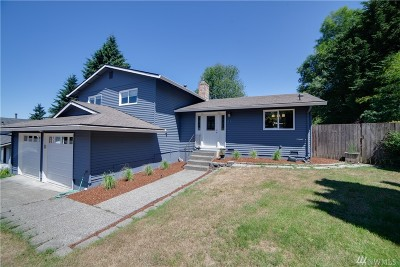 Federal Way Single Family Home For Sale: 33016 37th Ct SW