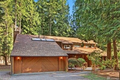 Sammamish Single Family Home For Sale: 21907 NE 4th St
