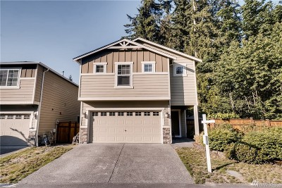 Lynnwood Condo/Townhouse For Sale: 18831 18th Place W #6