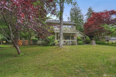 Port Ludlow Single Family Home For Sale: 270 Cameron Dr