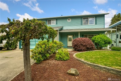Marysville Single Family Home For Sale: 4133 123rd Place NE