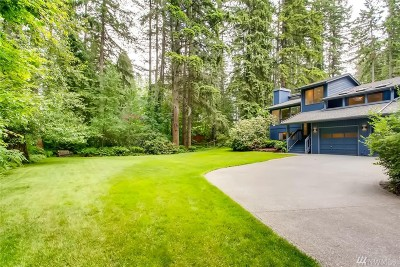 Sammamish Single Family Home For Sale: 2804 255th Ave SE