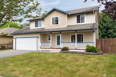 Sedro Woolley Single Family Home Pending Inspection: 415 Rohrer Lp