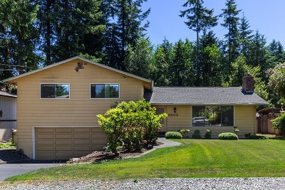 Gig Harbor Single Family Home For Sale: 3902 59th St Ct NW