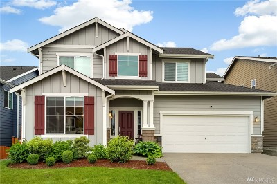 Marysville Single Family Home For Sale: 8410 72nd Place NE
